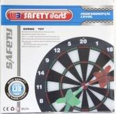 2177S Игра Дартс (диаметр 45 см, 6 дротиков, подставка)