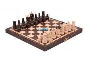 """152 Шахматы """"Роял мини"""" (27х13,5х4,5 см) дерево"""